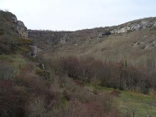 Salida de Moradillo del Castillo