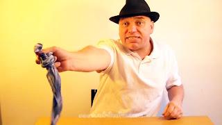 Manualidades y trucos con nudos en el pañuelo 11