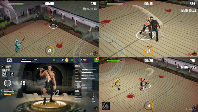 into the badlands blade battle android Mod