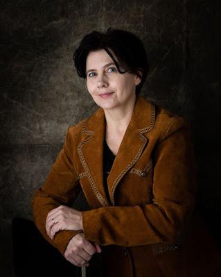 Porträttbild på Lisa Hågensen