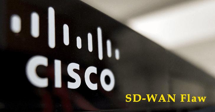 Cisco SD-WAN Bug