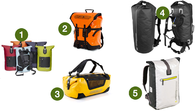 Waterproof Backpacks Over 35 Litres - Complete Outdoors