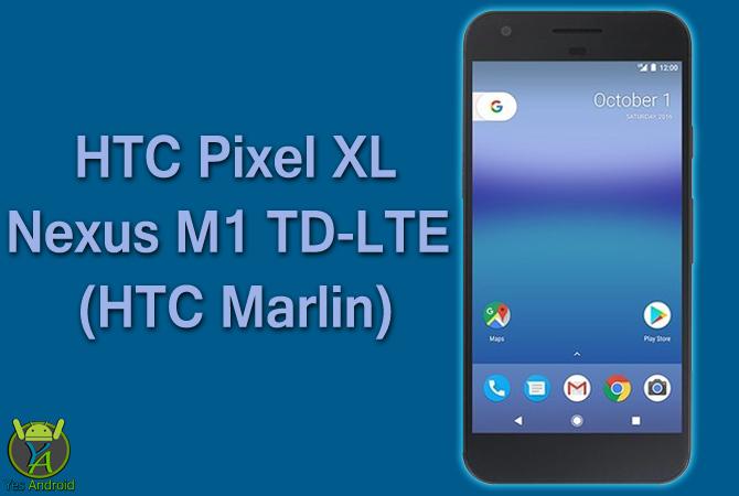HTC Pixel XL / Nexus M1 TD-LTE (HTC Marlin) Full Specs Datasheet