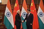 THE INDO-CHINA WAR TENSIONS ACROSS THE BORDER
