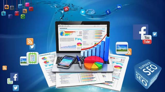 Tìm hiểu các khía cạnh khác nhau của Tiếp thị kỹ thuật số