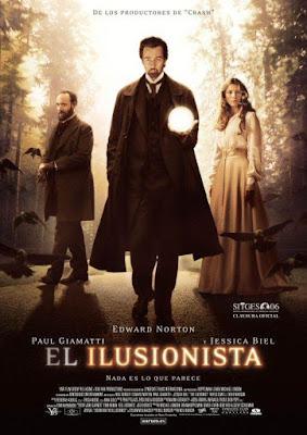 The Illusionist 2006 DVD R1 NTSC Latino