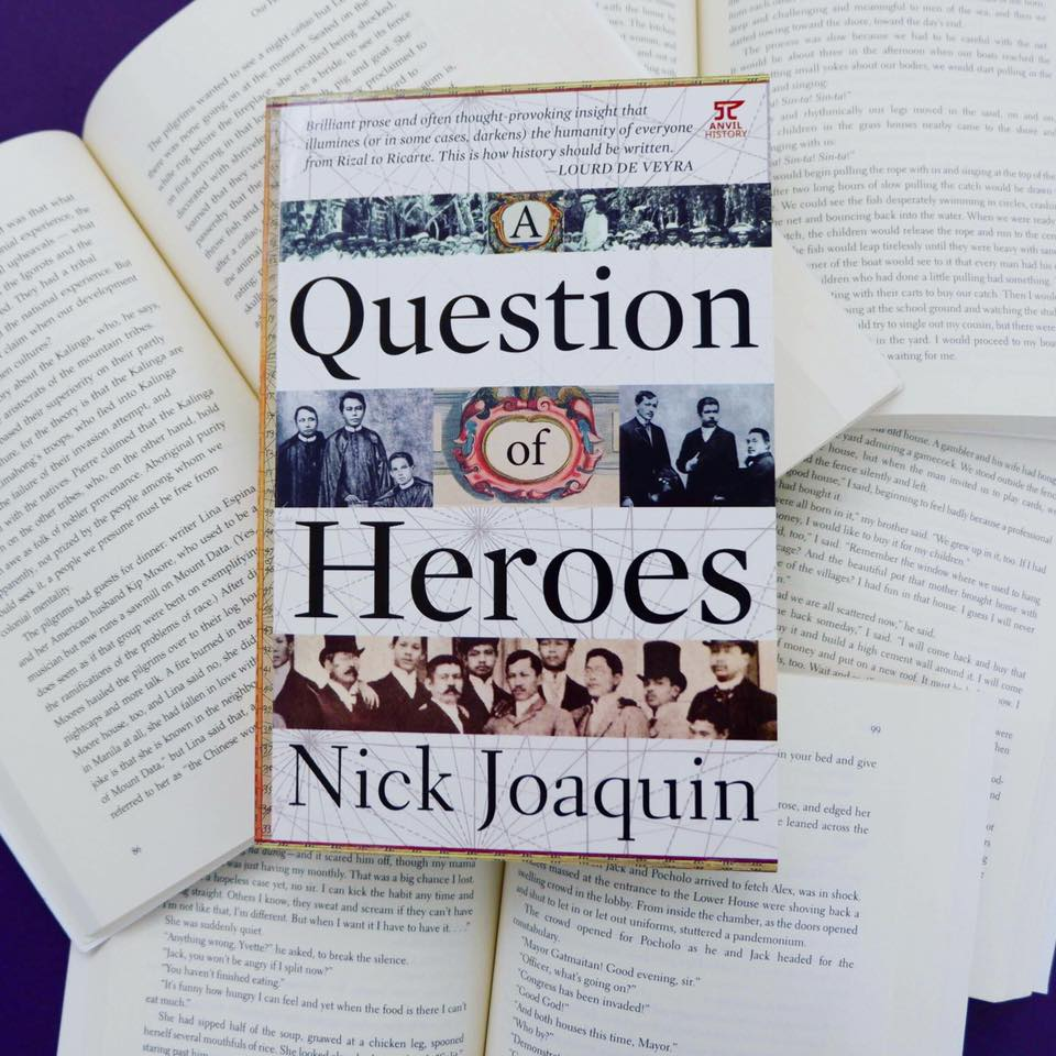 A Question of Heroes, Nick Joaquin