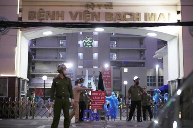 Thêm 6 ca nhiễm nCoV, Việt Nam tăng 218 ca