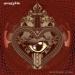 """Ο δίσκος των Amorphis """"Live at Helsinki Ice Hall"""""""
