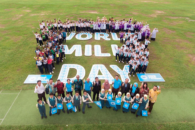 Dutch Lady World Milk Day Celebration
