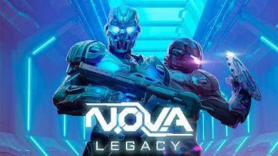 تحميل nova legacy مهكرة