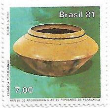 Selo Cerâmica Tupi-Guarani