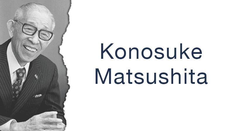 كونوسوكي ماتسوشيتا