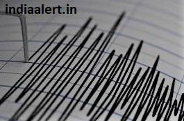 नई दिल्ली: भारत की राजधानी  दिल्ली-NCR में लॉकडाउन के बीच भूकंप के झटके