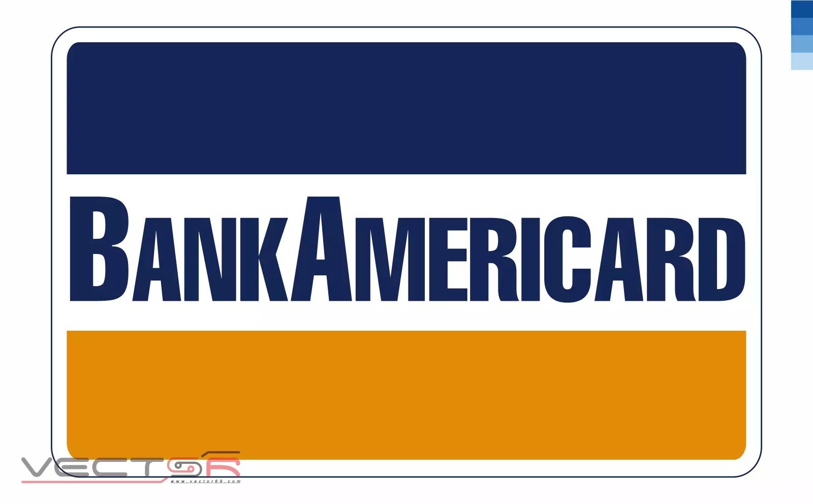 BankAmericard Logo - Download Vector File Encapsulated PostScript (.EPS)