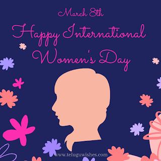 Happy international Women's Day Instagram Posts
