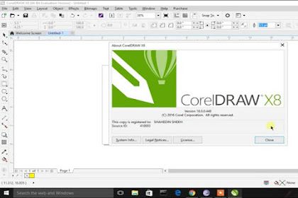 Spesifikasi PC Untuk CorelDRAW X8