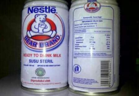 8 Khasiat Susu Beruang Untuk Wajah