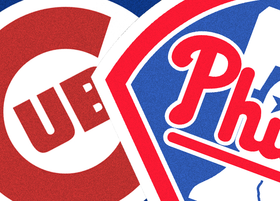 Phillies host the Cubs