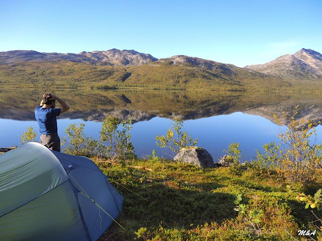 Lago del Espiritu, Anderdalen por El Guisante Verde Project