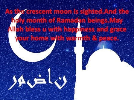 Ramadan Kareem Mubarak Messages 2021