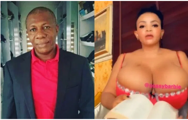 Actress Cossy Orjiacor's question for late film maker Chico Ejiro