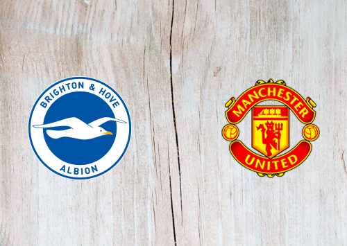 Brighton & Hove Albion vs Manchester United -Highlights 26 September 2020