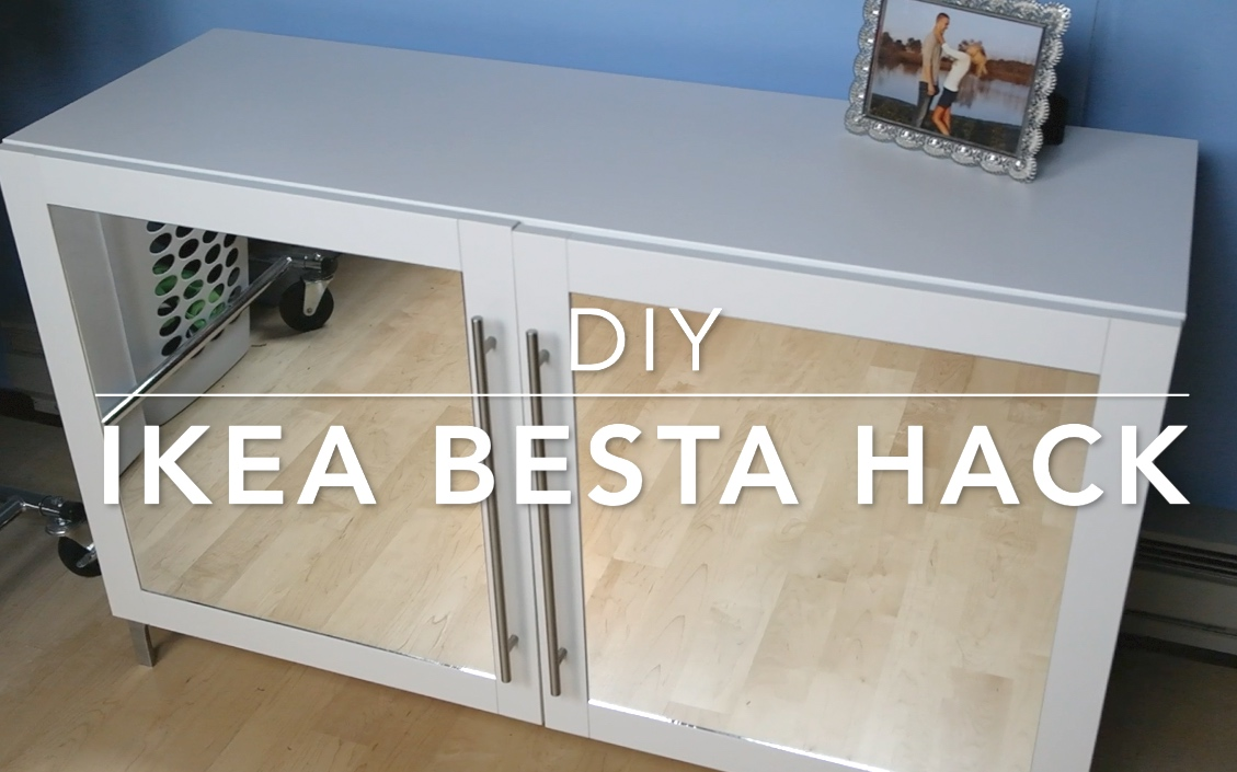 life as you live it diy ikea besta hack. Black Bedroom Furniture Sets. Home Design Ideas