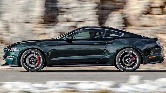سيارة فورد موستانج بوليت (Ford Mustang Bullitt) : إبتداء من 54900 يورو
