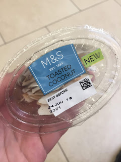 Marks & Spencer Toasted Coconut Pots