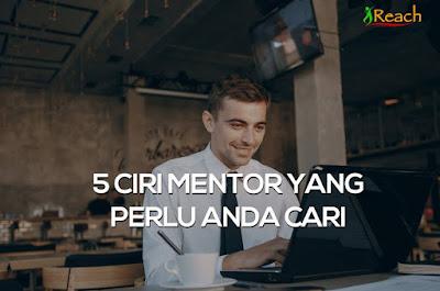tips pilih mentor bisnes