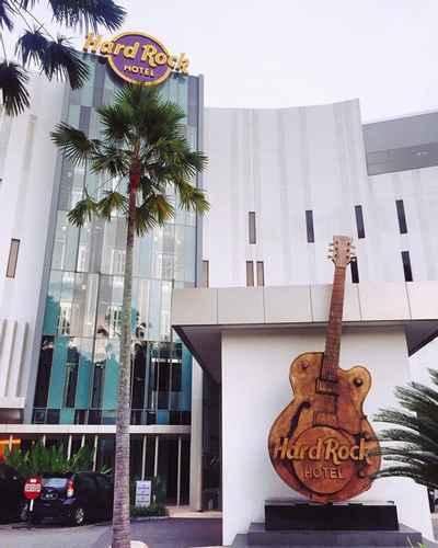 bercuti, staycation di penang, hard rock hotel penang