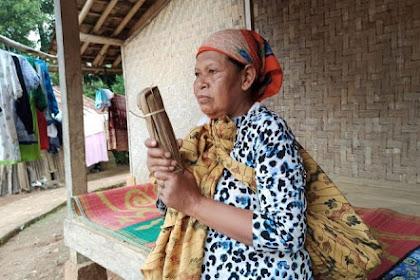 Dagangan Nenek Penjual Aren ini Disita Karena Tak Menggunakan Masker