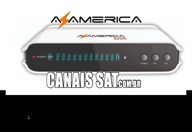 Azamerica S2015 Nova Atualização V3.3.3 - 05/06/2020
