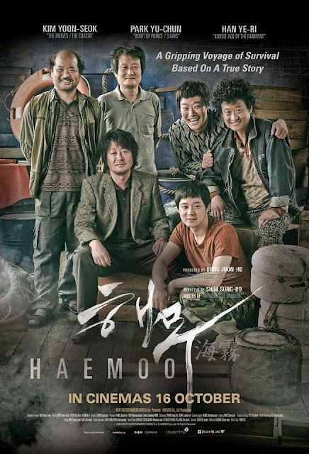 Sinopsis Sea Fog / Haemoo / 해무 (2014) - Film Korea