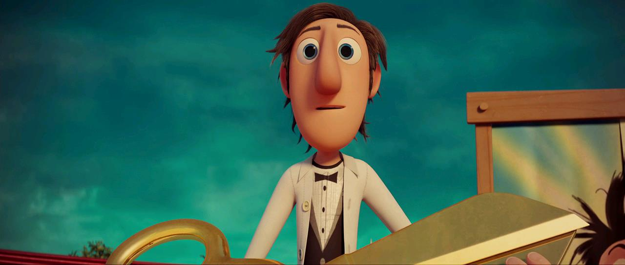 Cloudy with a Chance of Meatballs 1 (2009) Telugu Movie Screen Shot-6