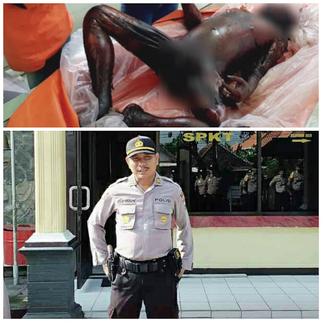 "Mojokerto -Identitas mayat berjenis kelamin laki-laki tanpa pakaian yang ditemukan warga di hutan petak 26 Rph Kemlagi Desa Mojodowo Kecamatan Kemlagi Kabupaten Mojokerto, Senin (19/10/2020) kemarin telah diketahui. Korban merupakan warga Prajurit Kulon, Kota Mojokerto.  Dalam keterangannya, Kapolsek Kemlagi, AKP Supriadi mengatakan bahwa, Senin sore ada keluarga yang mengakui jika korban merupakan anggota keluarganya.   ""Posisi mayat masih di RSUD RA Basoeni. Yang datang tak hanya keluarga namun juga ada tetangganya,"" katanya, Selasa (20/10/2020).  Pihak keluarga tersebut menyebutkan jika memang mayat tersebut merupakan Sariyono (66) warga Prajurit Kulon VI/ 26-B Lingkungan Jayeng RT 3 RW 2, Kelurahan Prajurit Kulon, Kecamatan Prajurit Kulon, Kota Mojokerto.  ""Beberapa ciri dari mayat diakui mirip, seperti gigi tengah patah, cincin yang digunakan dan baju yang ditemukan di sekitar lokasi. Untuk memastikan benar jika mayat tersebut merupakan warga Kota Mojokerto, jenazah dibawa ke RS Bhayangkara Polda Jawa Timur. Saat diperiksa tim dokter, tidak ditemukan tanda-tanda kekerasan di tubuh korban dan memang ada kemiripan dengan yang diakui pihak keluarga tersebut,"" ujarnya seperti yang dikutip dari laman berita jatim.  Sehingga jenazah korban langsung dibawa ke rumah duka di Kecamatan Prajurit Kulon, Kota Mojokerto setelah dilakukan pemeriksaan di RS Bhayangkara Polda Jatim, Senin malam.  Sebelumnya, seorang mayat laki-laki tanpa pakaian ditemukan membusuk di di hutan petak 26 Rph Kemlagi Desa Mojodowo Kecamatan Kemlagi Kabupaten Mojokerto, Senin (19/10/2020) pukul 10.00 WIB. Barang bukti yang diamankan hanyalah cincin di jari tengah tangan sebelah kiri dan di sekitar lokasi ditemukan celana dalam, hem warna biru dan dua botol air mineral kosong.(Jayak)"