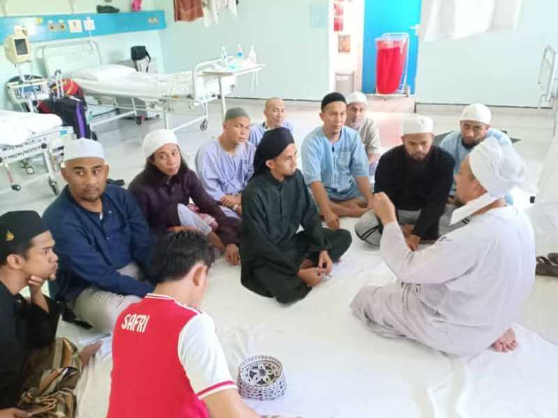 Tabligh wad Hospital Miri