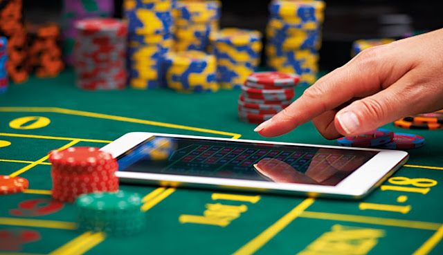 The kinds of things that online gambling players do today