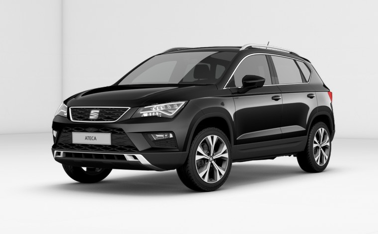 seat ateca 2018 couleurs colors