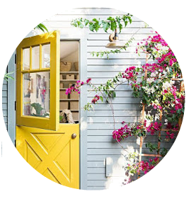 dutch door / stable door