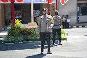 Kapolda NTB, Kunjungan Kerja Ke Polres Lombok Timur