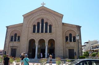 La Catedral de Zakynthos Town.
