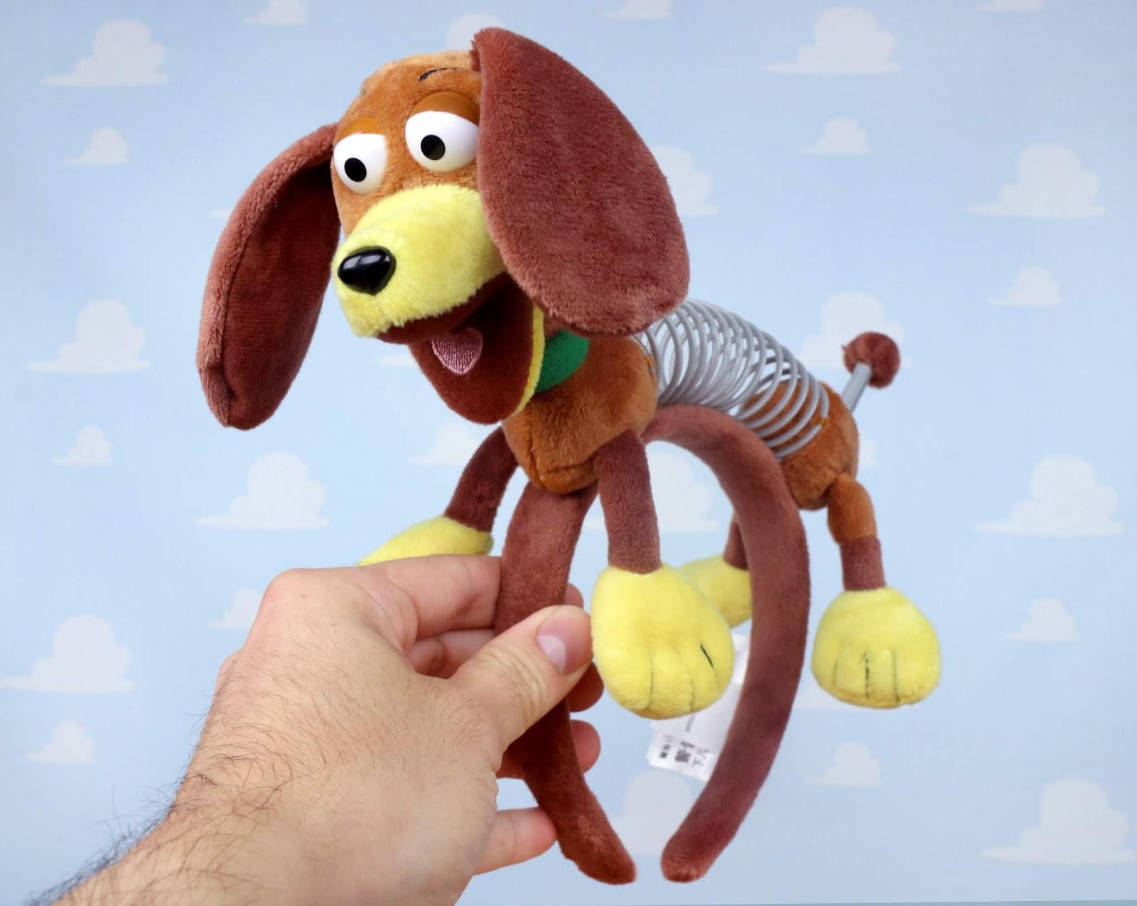 disney parks toy story land slinky headband