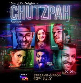 Chutzpah S01 Hindi Complete Download 720p WEBRip