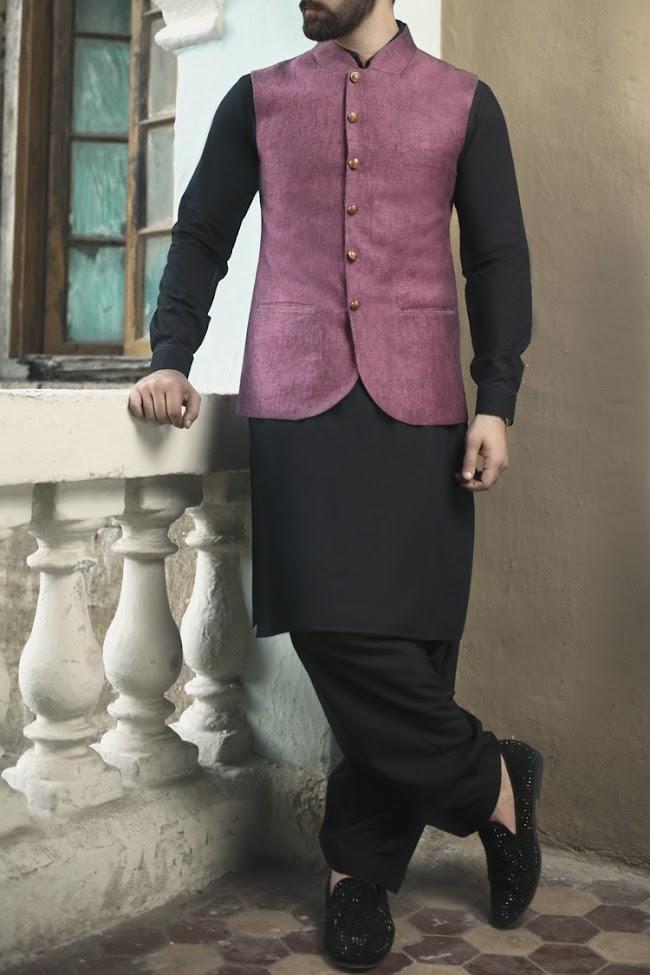 Almirah waistcoat eid collection