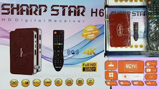 SHARP STAR H6