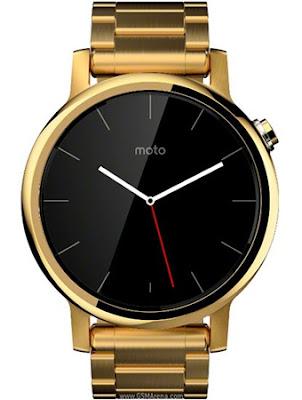 Motorola Moto 360 42mm (2nd gen) Price in Bangladesh & Full Specifications