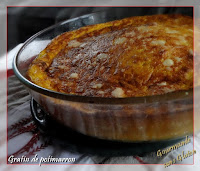 "Gratin de potimarron soufflé, au 'Riz cuisine"" de LIMA"
