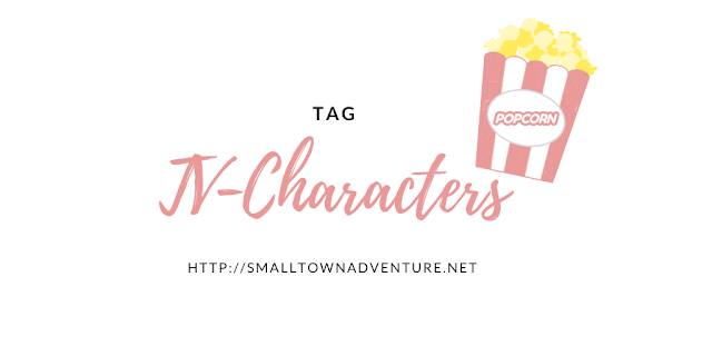 TV-Figuren, TV-Charaktere-TAG, Serien-TAG, Serienjunkie, Filmblogger